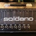 Soldano  Avenger Head 2007 Black Gator
