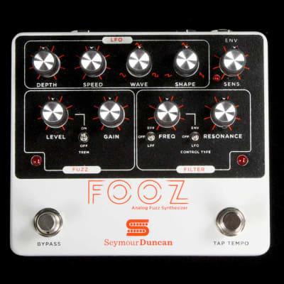 Seymour Duncan Fooz Analog Fuzz Synth 2018