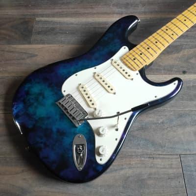 1994 Fender USA Stratocaster (Limited Edition Aluminium Body) w/Original Case for sale