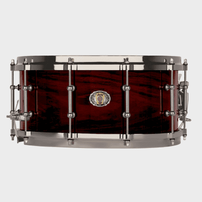 """Ludwig LS403XXRRD 110th Anniversary Rosewood Exotic 6.5x14"""" Snare Drum 2019"""