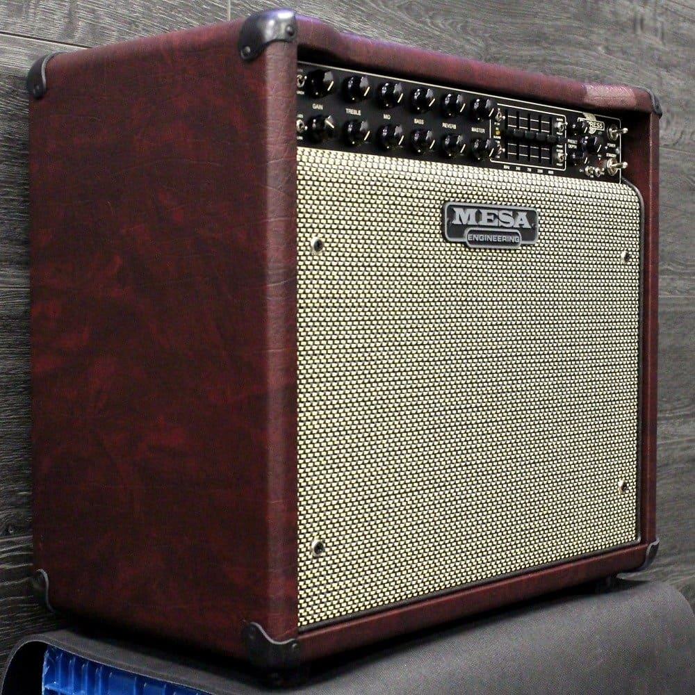 Mesa boogie amplifiers express 5 25 25 watt 1x12 guitar for Mesa boogie express 5 25