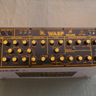 Behringer WASP Deluxe Desktop Synthesizer