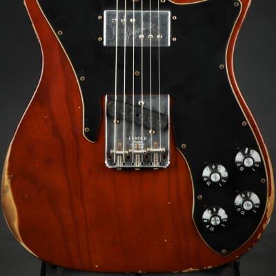 Fender Fender Custom Shop LTD 1972 Telecaster Custom Relic - Aged Walnut for sale