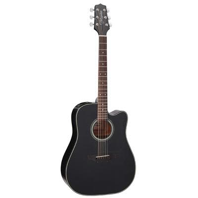 Takamine GD15CE Mahogany Dreadnought Black Electro Acoustic Guitar for sale