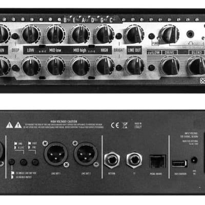 GR Bass Dual 1400 Bass Head