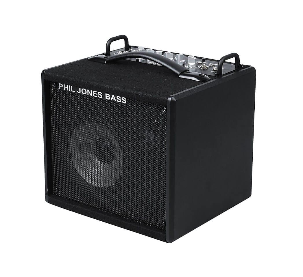 Phil Jones Bass Micro 7 - Hi Fidelity 50W Combo Bass Amplifier (2019) - In stock & shipping now!