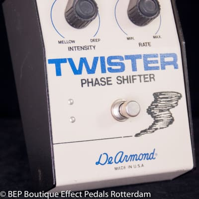 DeArmond Twister Phase Shifter 1980 USA