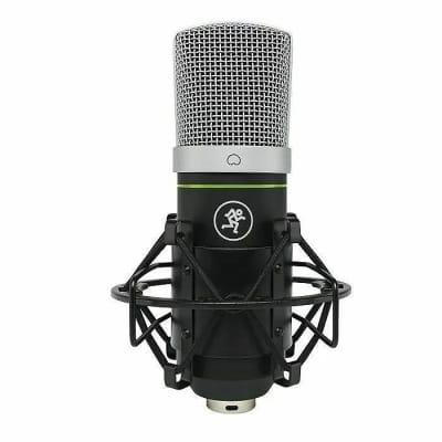 Mackie EM-91CU Large Diaphragm Cardioid USB Condenser Microphone