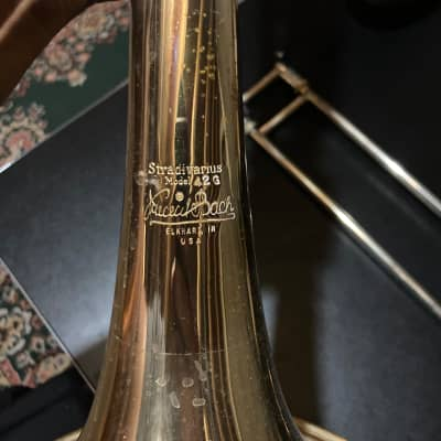 Bach 42G 1990s Lacquer