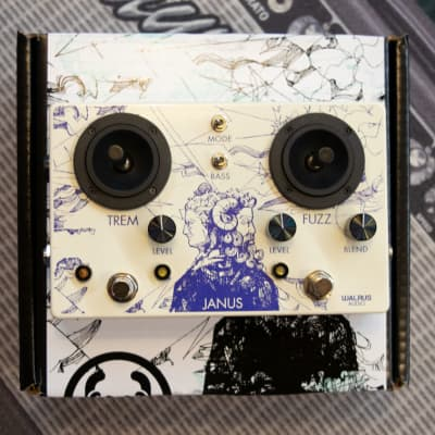 Walrus Audio Janus Tremolo/Fuzz Pedal