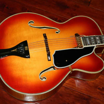 1973 Albanus  17 inch archtop  1 of 75 for sale
