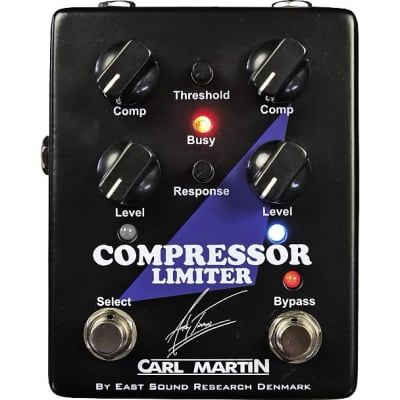 Carl Martin Andy Timmons Compressor Limiter Pedal for sale