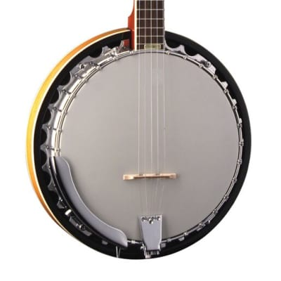 Washburn B9 Americana Series 5 String Banjo Sunburst B9-WSH-A for sale
