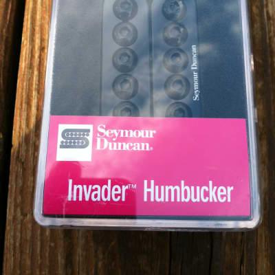 Seymour Duncan SH-8b Invader Humbucker Bridge Pickup Black Ceramic SH-8