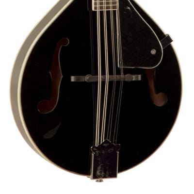 Savannah A-Model Mandolin, Black