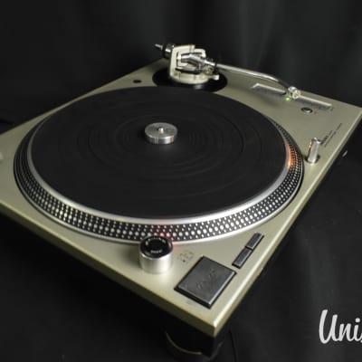 Technics SL-1200MK3D Silver Direct Drive DJ Turntable in Good Condition