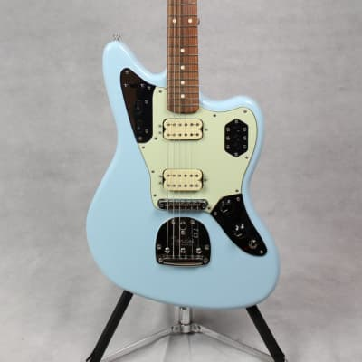 Fender Vintera '60s Jaguar Modified HH Pau Ferro Fingerboard Sonic Blue for sale