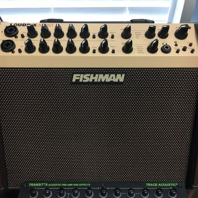 Fishman Loudbox Artist 120-Watt Acoustic Combo Amp PRO-LBT-600 for sale
