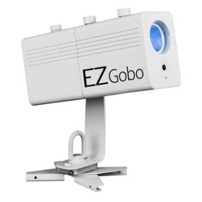 Chauvet EZGobo Battery Powered LED Gobo Projector