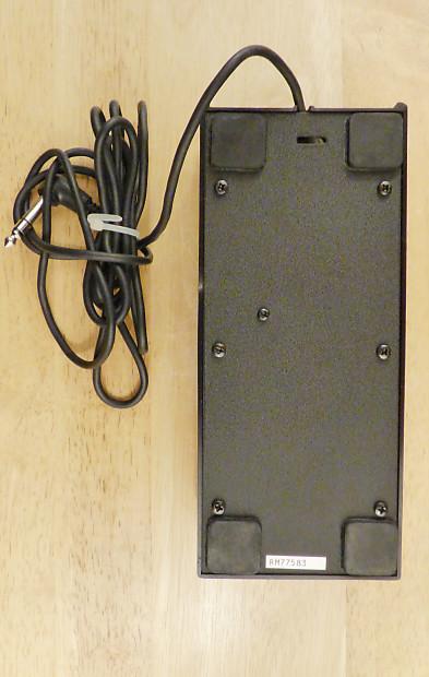 roland ev 5 expression pedal for boss effects pedals reverb. Black Bedroom Furniture Sets. Home Design Ideas