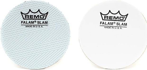 remo falam slam pad 2 1 2 single kick 2 pack reverb. Black Bedroom Furniture Sets. Home Design Ideas