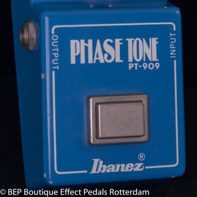 """Ibanez PT-909 Phase Tone 1981 Japan s/n 182143  with """"R"""" logo"""