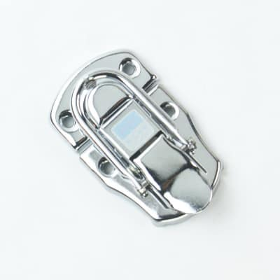 Drawbolt Closure Latch for Guitar Case or musical cases ,65x35mm Chrome