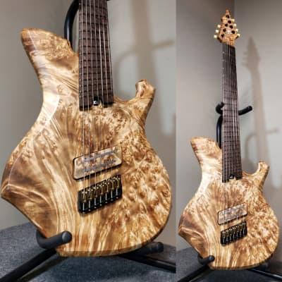 Barlow Guitars Opsrey  2019 Golden Camphor for sale