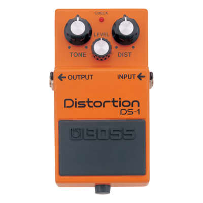 New Boss DS-1 Distortion Guitar Effects Pedal! Free 2 Day Shipping!