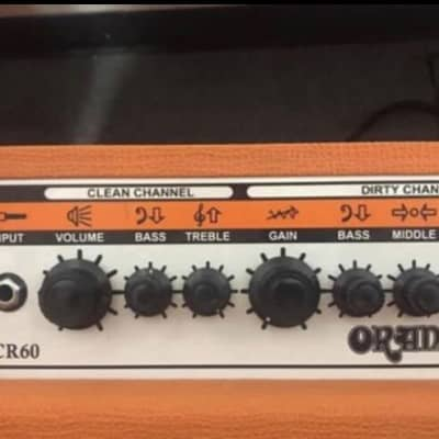 Orange Crush Pro CR60 Guitar Combo