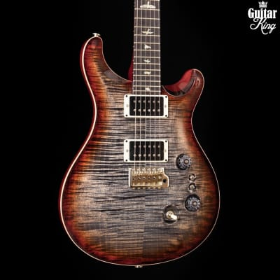 PRS 35th Anniversary Custom 24 Charcoal Cherryburst