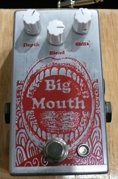 Unknown Big Mouth (Seamoon Funk Machine clone) Envelope Filter Fixed Wah  Guitar Effects Pedal