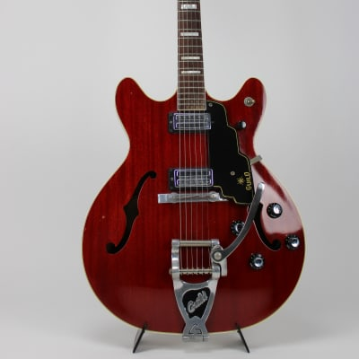 Guild Starfire V 1967 Cherry Red for sale