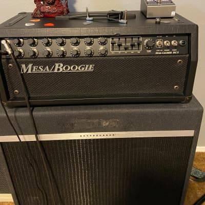 Mesa Boogie Dual Caliber DC-5 2-Channel 50-Watt Guitar Amp Head for sale