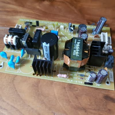 Korg z1 power supply 220-240v