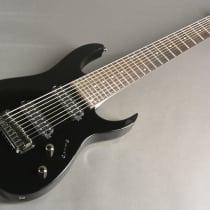 Ibanez Standard RG9 2010s Black image