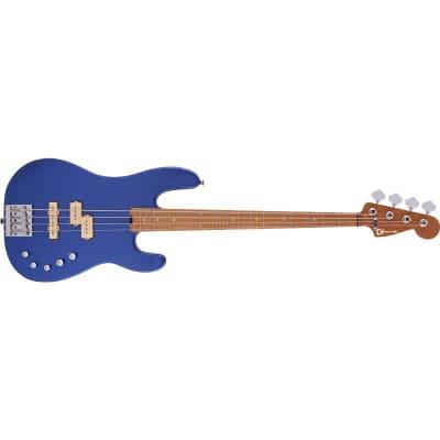 Charvel Pro-Mod San Dimas Bass PJ IV, Mystic Blue for sale