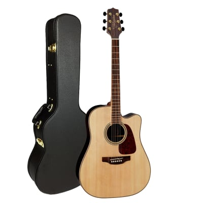 Takamine GD93CE Acoustic Electric Guitar With Hard Case for sale