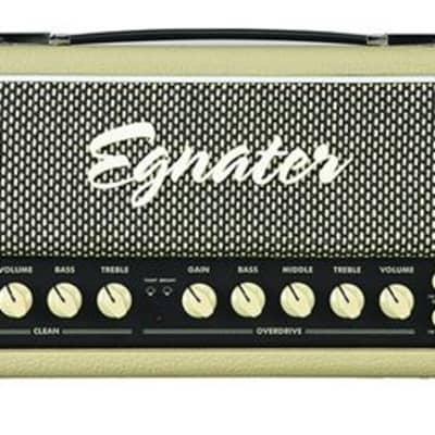 Egnater Rebel-30 Mark II 30W Tube Guitar Amplifier Head (Used/Mint) for sale