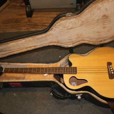 Olympia by Tacoma OB3CE 4 String Acoustic-Electric Bass Guitar for sale
