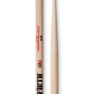 Vic Firth American Jazz 5 Drum Sticks