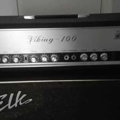 Elk Viking 100 Tube Amp (Fender style) + 4*12 Alnico Japan for sale
