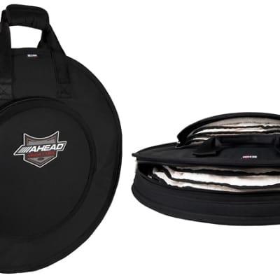Ahead Bags - AA6021 - Deluxe Cymbal Case