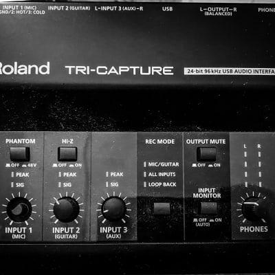 Roland UA-33 Tri-Capture Compact Audio Interface