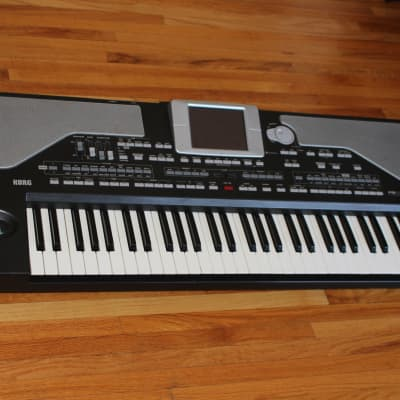 Korg Pa800 PRO EX 61-Key Professional Arranger Keyboard - Arabic/Balkan Sounds