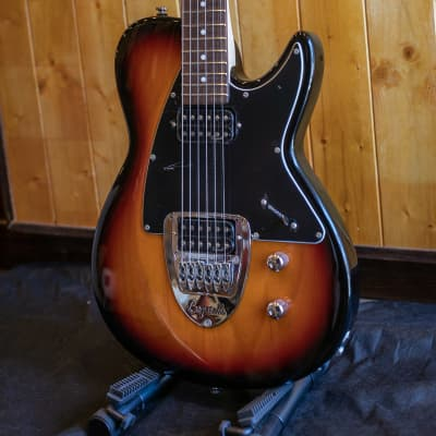 Carparelli Classico S Electric Guitars - Vintage Burst *Showroom Condition for sale