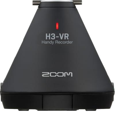 Zoom H3-VR 360-Degree VR Audio Handy Recorder
