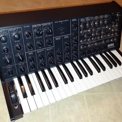 Korg MS-20 Analog Synthesizer *original* - Pro Serviced w/Restoration