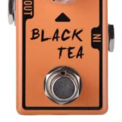 Tone City Black Tea Distortion TC-T8 VOX Sim EffEct Pedal
