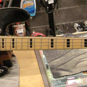 Dillion DLB80 Limited Edition Gloss Black Finish J-Style Electric Bass Guitar for sale